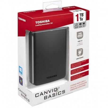 "Toshiba 2.5"" 1TB  Externo"