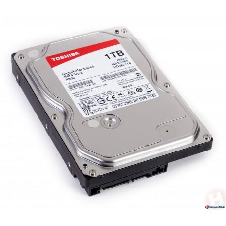 "Disco Rígido 3.5"" Toshiba P300 1TB 7200RPM 64MB SATA III"