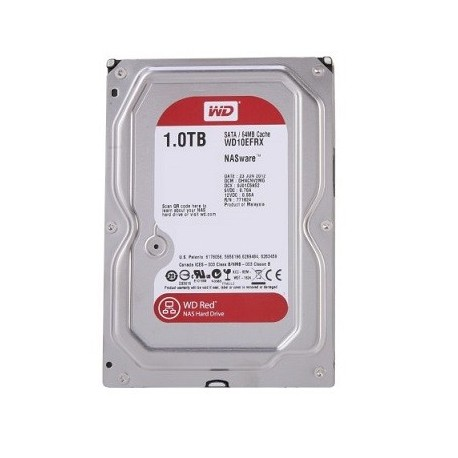 Western Digital HDD 1TB WD RED 64mb cache SATA 6gb/s 3.5""