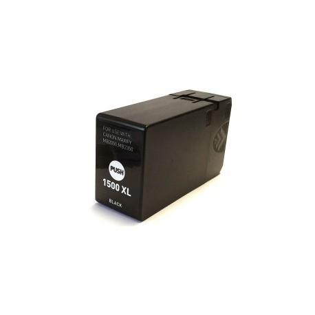 Tinteiro Compatível Canon PGI1500XL Preto