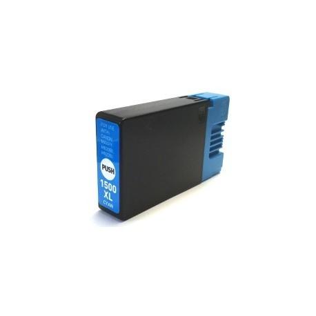Tinteiro Compatível Canon PGI1500XL Azul