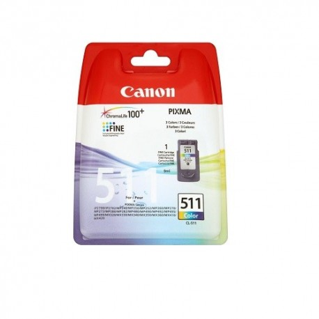 Canon CL-511 Tricolor