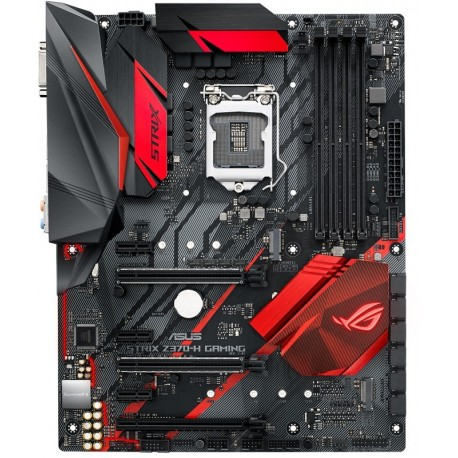 Motherboard Asus Rog Strix Z370-H Gaming
