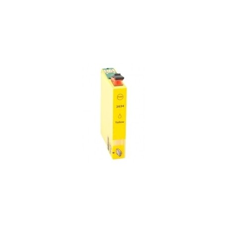 Epson 26 XL, T2634 Amarelo