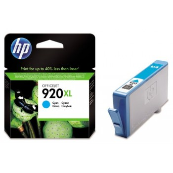 HP 920XL (CD972AE) Ciano