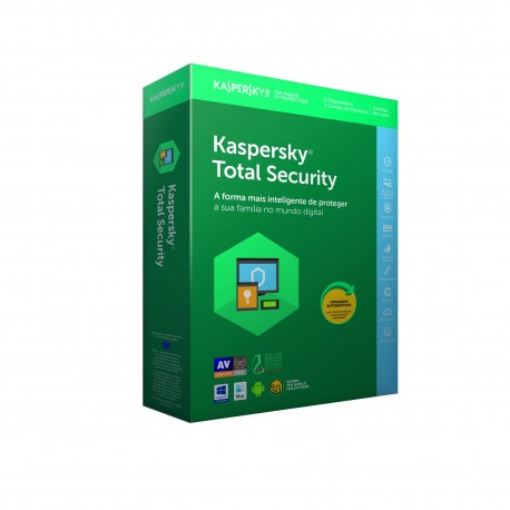 Kaspersky Anti-Virus 2018 1 User 1 Ano BOX
