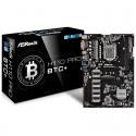 Motherboard ATX Asrock H110 PRO BTC+