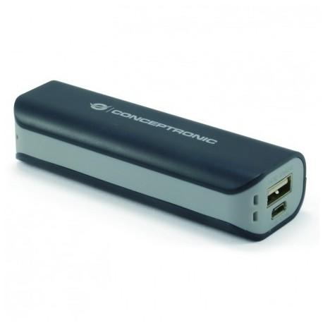 Bateria Powerbank CONCEPTRONIC 4400mAh - CPOWERBK4400
