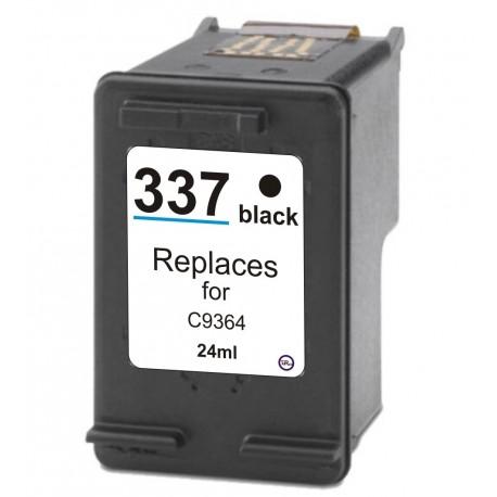 Tinteiro Compatível HP 337 (C9364EE) Preto