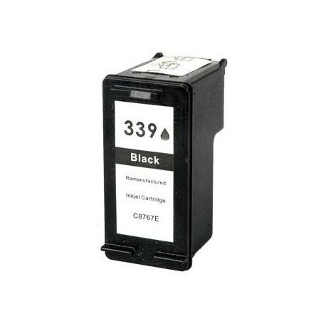 Tinteiro Compatível HP 339 (C8767EE) Preto
