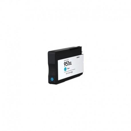 Tinteiro Compatível HP 951 XL (CN046AE) Azul
