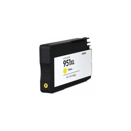 Tinteiro Compatível HP 951 XL (CN048AE) Yellow