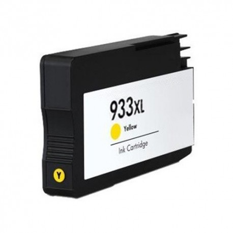 Tinteiro Compatível HP 933 XL Amarelo