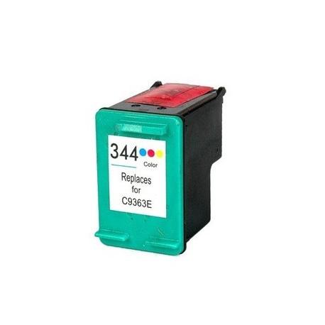 Tinteiro Compatível HP 344 (C9363EE) Tricolor