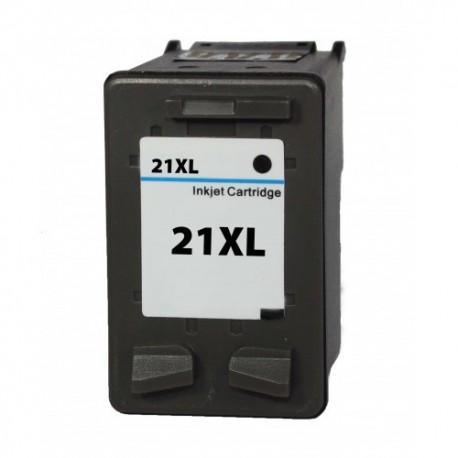 Tinteiro Compatível HP 21 XL (C9351CE) Preto