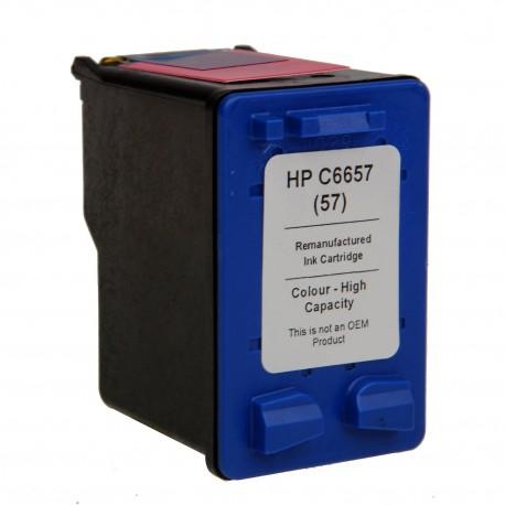 Tinteiro Compatível HP 57 (C6657AE) Tricolor