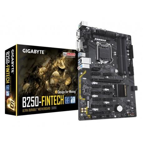 Motherboard Gigabyte B250-FinTech