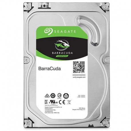 Disco Seagate Barracuda 1TB 7200rpm SATA III 64MB