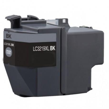 Tinteiro Brother  LC3217 / LC3219 XL 60ml Preto
