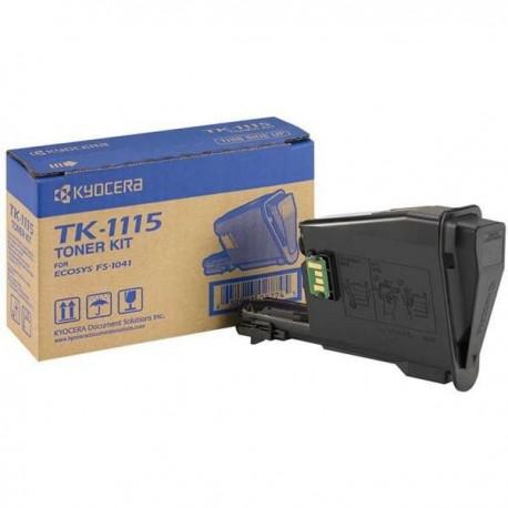 Toner Original Kyocera TK1115 - 1600 páginas