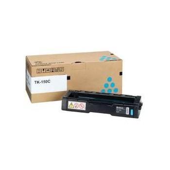 Toner Original Kyocera TK150C Azul - 6000 páginas
