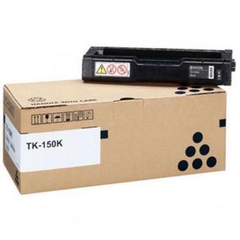 Toner Original Kyocera TK-150K Preto - 6500 páginas