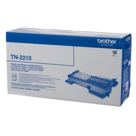 Toner original Brother TN-2210