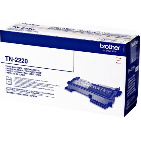 Toner original Brother TN-2220