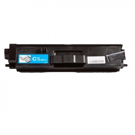 Toner Compativel Brother TN-321C / TN-331C Azul