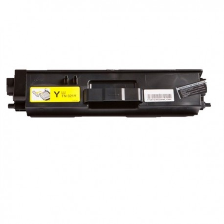 Toner Compativel Brother TN-321Y / TN-331Y Amarelo