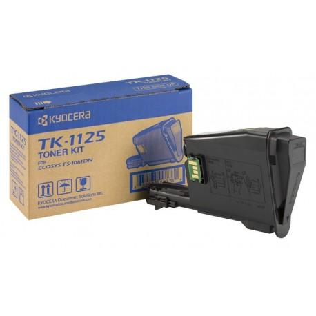 Toner Original Kyocera TK1125 - 2100 páginas