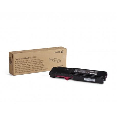 Toner Xerox 6655Iv X Magenta Capacidade Elevada (7,500 Páginas) - 106R02745