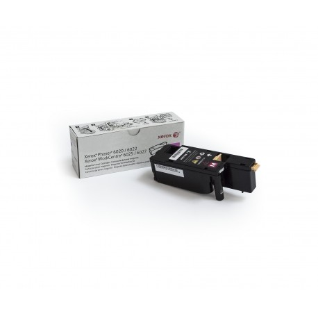 Toner Xerox Magenta Capacidade Standard (1.000 Pág.) - 106R02757