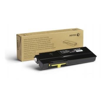 Toner Xerox C400-C405 Amarelo Capacidade Standard (2,500 Páginas) - 106R03501