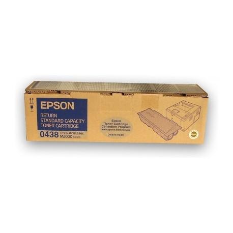 Toner Epson Aculaser M2000 ( Retorno) -C13S050438