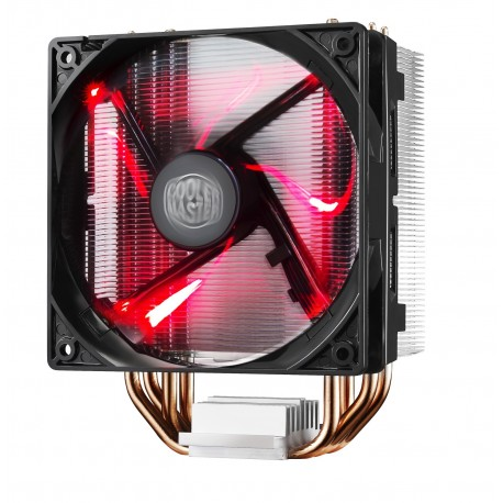 Cooler Cooler Master Hyper 212 L RED LED para AMD/Intel universal