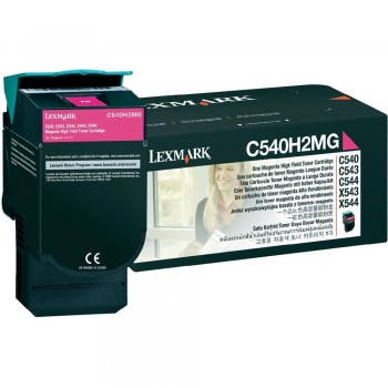 Lexmark C540H2MG Magenta