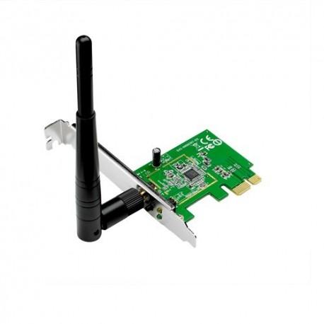 Placa Rede Asus Wireless 150Mbps 802.11n PCIe - PCE-N10