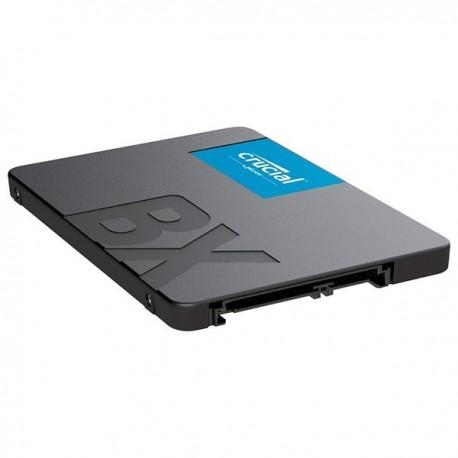 Disco SSD Crucial 480GB BX500 480GB 3D MLC SATA
