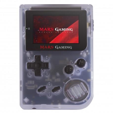 "Consola Portátil 2"" MARS GAMING Retro Branca"