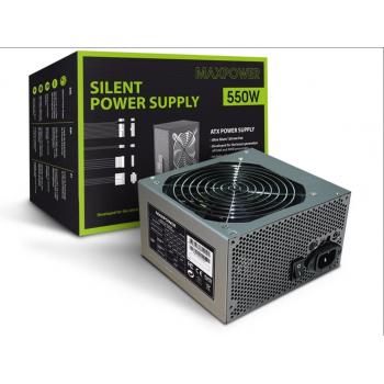 Eurotech Maxpower Silent Power Supply 550W