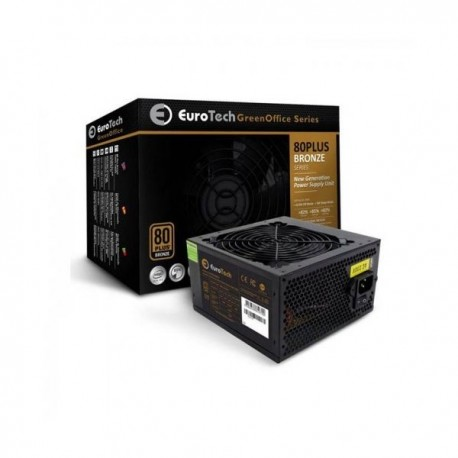 Fonte de Alimentação Eurotech Green Office 500W 80Plus
