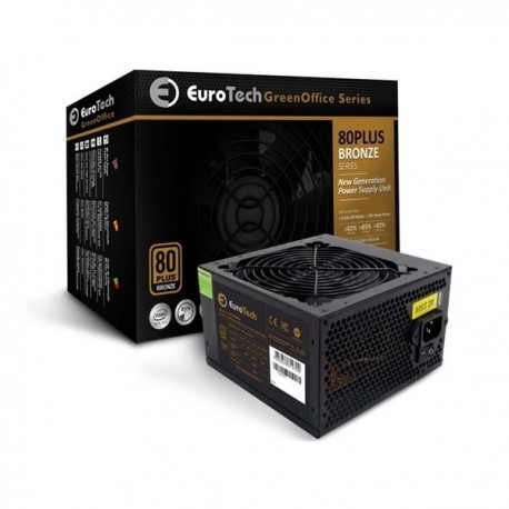 Fonte de Alimentação Eurotech Green Office 700W 80Plus