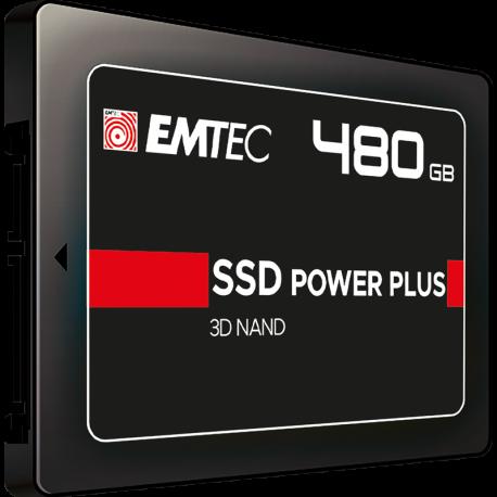 Disco Ssd EMTEC X150 480GB Sata III 6Gb/s