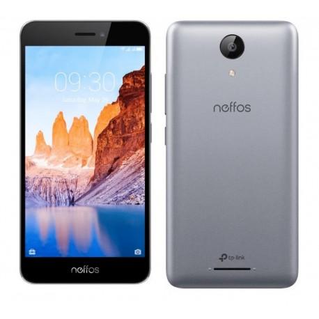 """Smartphone TP-Link Neffos C7A 5"""" HD 1280X720 MTK MT6737 4*Cortex-A53 1.25 16GB /2GB 2MP/8 MP, Grey"""