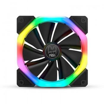 VENTOINHA NOX 120X120 HUMMER D-FAN RGB RAINBOW