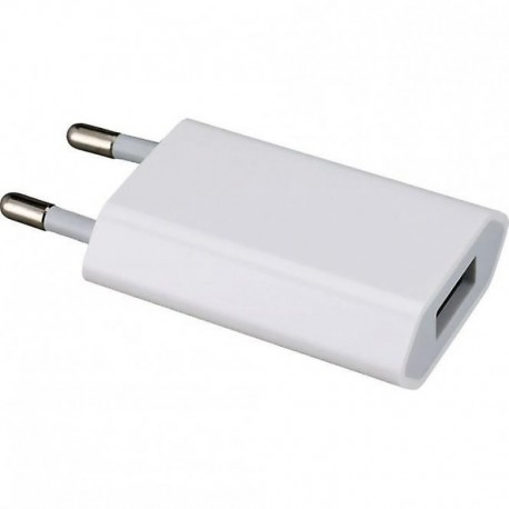 Apple Carregador USB p/ iPhone e iPad 5W 1A  - MD813ZM/A