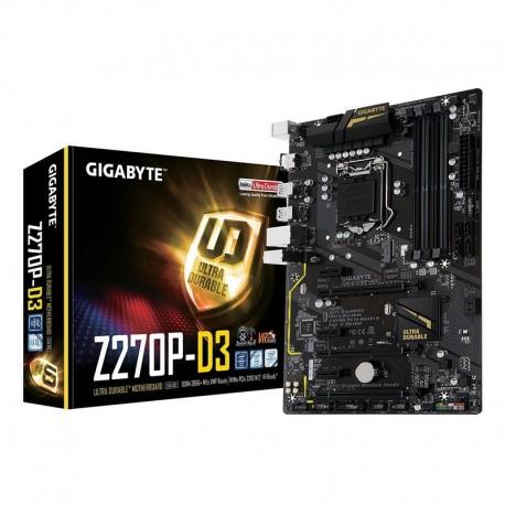 Motherboard Gigabyte GA-Z270P-D3