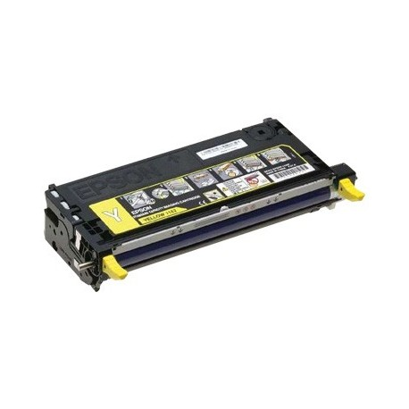 Toner Epson Aculaser C2800 Amarelo Alta Capac. - C13S051158