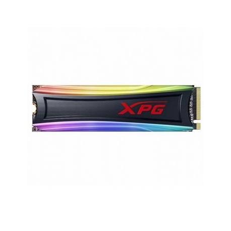 DISCO M.2 PCIE X4 2280 SSD ADATA SPECTRIX S40G RGB 256GB 3500/30